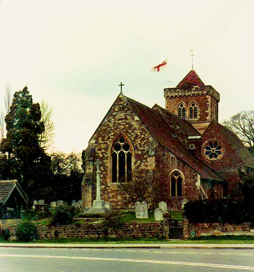 St. Mary's Church, Chiddingfold
