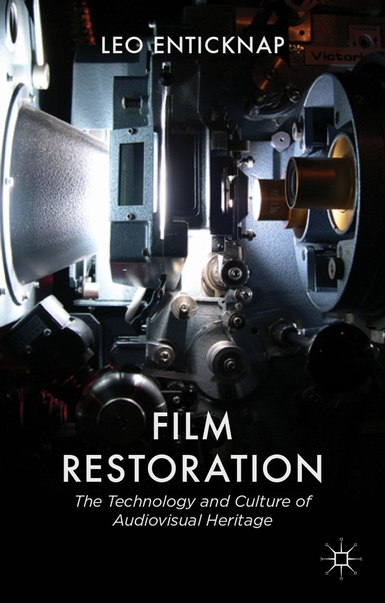 Film Restoration - Front Cover