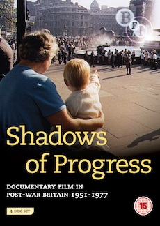 """Shadows of Progress"" DVD Cover Image"
